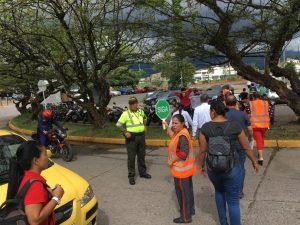 La Terminal de Transportes de Villavicencio mejora en su capacidad de reacción ante una emergencia.