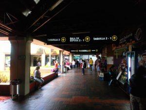 Una compleja situación sufre los transportadores de la Terminal