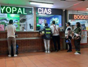 Bajo estrictas restricciones, Terminal de Transportes de Villavicencio (TTV) reactiva operación a partir de hoy