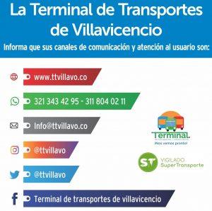 Terminal de Transportes habilita nuevos canales de información permanente con los usuarios