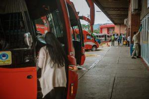 Terminal de Transportes de Villavicencio operará con normalidad durante la Vuelta de la Juventud