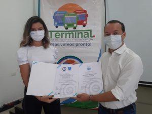 ICONTEC certifica a la Terminal de Transportes de Villavicencio como una de las más bioseguras de Colombia
