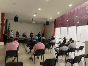 Nuevo frente común para combatir el transporte ilegal en Villavicencio